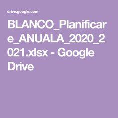BLANCO_Planificare_ANUALA_2020_2021.xlsx - Google Drive Google Drive