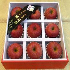 가락시장 청과마트 사과선물세트
