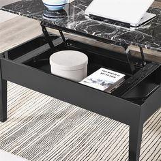 Dorel Living Lift Top Coffee Table