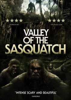 Valley of the Sasquatch 2015 Poster Bigfoot Toys, Bigfoot Movies, Bigfoot Sasquatch, Scary Movies, Horror Movies, Bigfoot Pictures, Myths & Monsters, Mothman, Romance