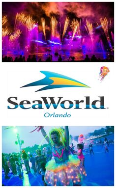 SeaWorld lights up the night with ELECTRIC OCEAN this Summer. Celebrate SeaWorld Summer Nights in Orlando now through August 5th.