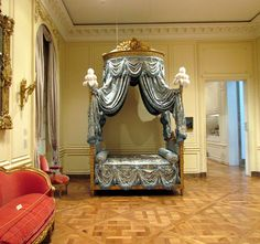 French Renaissance Furniture at the Getty Center by BillGraf, via Flickr