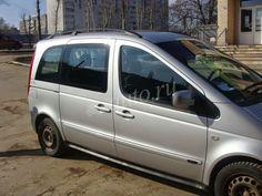 дезилишки: Продажа Mercedes-Benz Vaneo 1.7d MT (91 л.с.) в го...