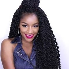 ... naturaL on Pinterest Crochet Braids, Yarn Braids and Natural Hair