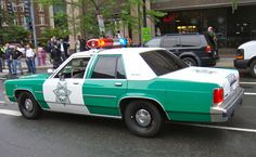 San Diego County Sheriff's Office, California by Police Cars of Delaware, via Flickr