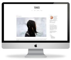 Tones Blogger Template  Instant Download by PinkandLolaShop, $25.00