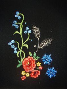 Beautiful estonian embroidery