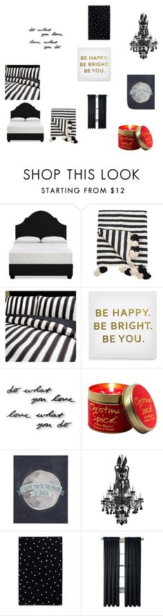 """""""Untitled #22"""" by allisonshaylyn ❤ liked on Polyvore featuring Williams-Sonoma, Indigo&Lavender, Ankit, Umbra, Lily-Flame, Kate Spade and Royal Velvet"""