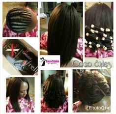 Quickest Crochet Braids : ... to try on Pinterest Quick weave bob, Sew ins and Crochet braids