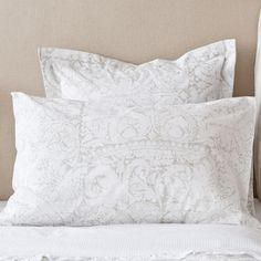 PRINTED COTTON BED LINEN - Bed Linen - Bedroom | Zara Home France