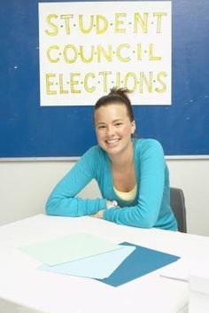 ... | Campaign slogans, Student council and Student council posters
