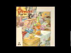 Al stewart year of the cat album - YouTube  Aaaaaaaa memories....I'm so glad I lived them!!!!