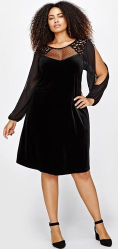ac188460870 Plus Size Holiday Party Dress - Plus Size Cocktail Dress  plussize Plus Size  Cocktail Dresses