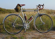 Lovely Bicycle!: Making an Ordinary Vintage Roadbike Extraordinary ...