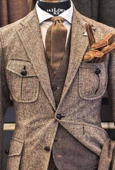 "LifeStyle ""Notice To Self"" -- Creating A Wedding ceremony Time Capsule One of many marriage ceremony Mens Fashion Suits, Fashion Outfits, Men's Fashion, Classy Men, Classy Style, Blazer Outfits Men, Traje Casual, Gentleman Style, Modern Gentleman"