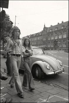 Kleine Gartmanplantsoen Amsterdam (jaartal: 1970 tot 1980) - Foto's SERC