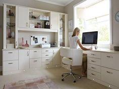 35 Home Study Desk Ideas #Contemporaryhomeoffices