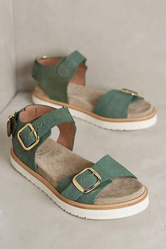 Coqueterra Finca Sandals - anthropologie.com