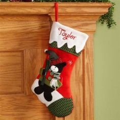 Shop now Personalized Snow Cap Christmas Stocking, Available in 11 Designs for Christmas Gifts Idea Shoppers Christmas Lights, Christmas Decorations, Only At Walmart, Holiday Fun, Holiday Decor, Gingerbread Man, Applique Designs, Xmas Gifts, Christmas Stockings