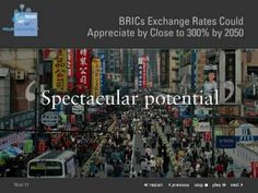 bric countries potential
