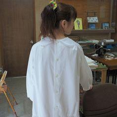 lala wears white lala  #lala #white lala #青空洋服店 #www.cozy-blue-dress.com Blue Dresses, Chef Jackets, Cozy, How To Wear, Fashion, Moda, Fashion Styles, Fashion Illustrations