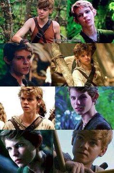 I would love a Maze Runner/Peter Pan crossover