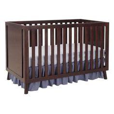 9abe7a2e0 Cribs   Waves 3-in-1-Crib Grey
