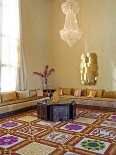 97 meilleures images du tableau salon marocain moderne. Black Bedroom Furniture Sets. Home Design Ideas