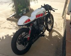 Classic a cafe racer