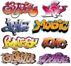 Beautiful graffiti font design 02 vector Free vector in ...