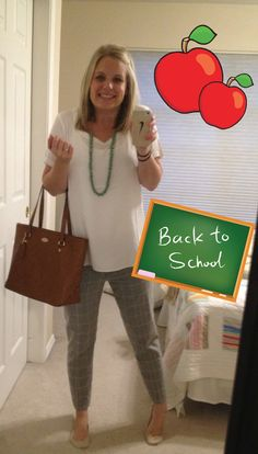 09c3f83db1a Back to School Classroom Tour. Casual Teacher OutfitSummer Teacher  OutfitsTeacher WearTeacher ...