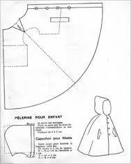 hooded cape diy pattern – Google zoeken