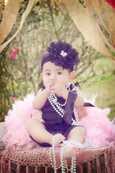 My beautiful niece :) 7 month pic
