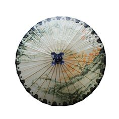 Chitao Chinese Folk Crafts Paper Umbrella for Audlt Natural Oil-paper Umbrellas