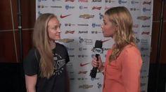 Becky Sauerbrunn feels confident for World Cup final