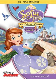 'Sofia the First: Once Upon a Princess' Coming to DVD March 5th
