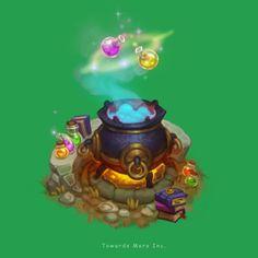 Witchfarm Pot by any-s-kill.deviantart.com on @DeviantArt