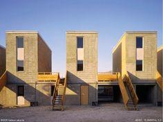 Proyecto VDsD Quinta Monroy - Iquique, Chile / Vivienda Social / Arq: Elemental Chile