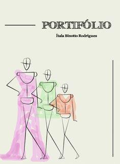 Portfólio Design de Moda   Portfólio desenvolvido pela disciplina de estilismo por computador, no 6o período de design de moda da UNOCHAPECÓ, contendo croquis da disciplina de projeto de coleção III, com base em pesquisa e tendências.