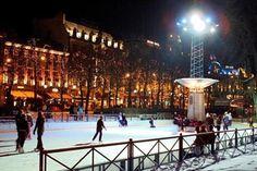 Spikersuppa skating rink