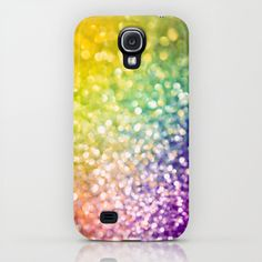 Whirlwind Bokeh Samsung Galaxy S4 Case by Lisa Argyropoulos