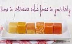 Baby Foode | Good tips