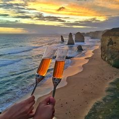 Cheers For Love 2016. 04.07 at The 12 Apostles Great Ocean Road Australia K&K #CheersForLove #12Apostles #GreatoceanroAd #Australia by cheers_for_love http://ift.tt/1ijk11S