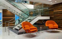 USGBC Headquarters, #LEED Platinum, Washington, DC designed by Envision Design