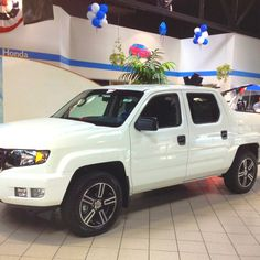 Looking for a truck? Check out the Honda Ridgeline