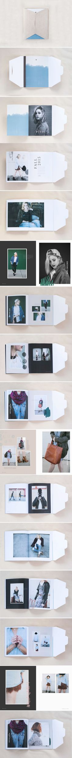 House of Poppy | Catalogue on Behance