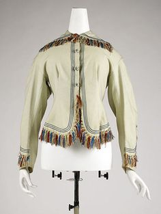 4-11-11  Jacket    1866    The Metropolitan Museum of Art