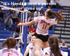 Inspiring Volleyball Quotes to Improve Confidence