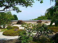 京都名庭100選(18) 真夏の石庭めぐり2~正法寺