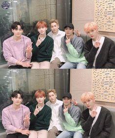 Let's Talk About Love, Nu Est, Kpop, Jonghyun, Monsta X, In This Moment, Couple Photos, Asian, Better Life